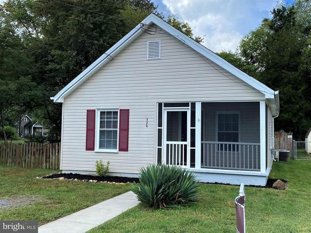 324 Third Street, FREDERICKSBURG, VA 22408 (#VASP225780) :: RE/MAX Cornerstone Realty