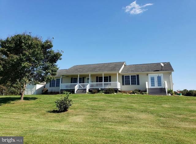 3811 Twymans Mill Road, ORANGE, VA 22960 (#VAMA108616) :: Bruce & Tanya and Associates