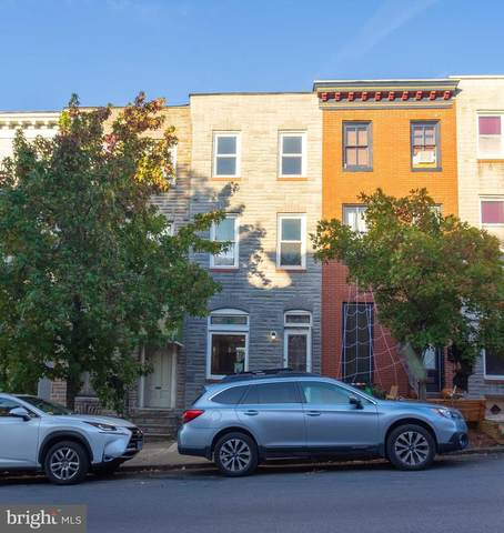 240 S Washington Street, BALTIMORE, MD 21231 (#MDBA526648) :: Jennifer Mack Properties