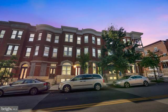 2068 Linden Avenue, BALTIMORE, MD 21217 (#MDBA526652) :: The Redux Group