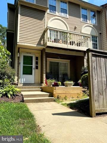 14746 Valiant Terrace 13-137, BURTONSVILLE, MD 20866 (#MDMC728542) :: AJ Team Realty