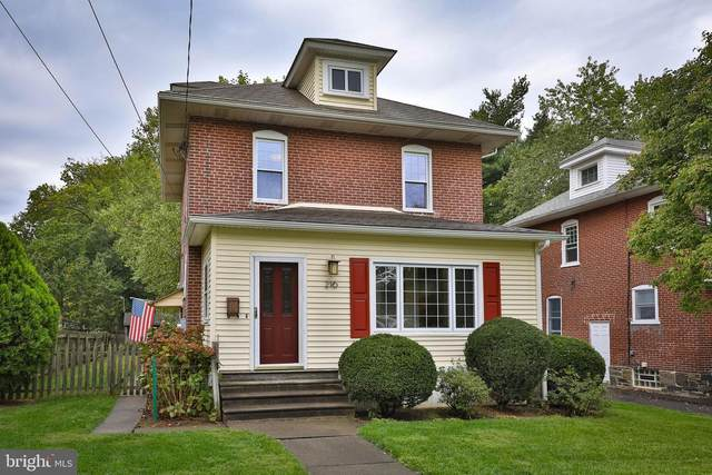 216 S 4TH Street, NORTH WALES, PA 19454 (#PAMC666042) :: Linda Dale Real Estate Experts