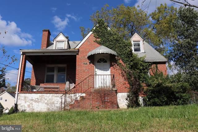 3212 Hamilton Avenue, BALTIMORE, MD 21214 (#MDBA526654) :: Blackwell Real Estate