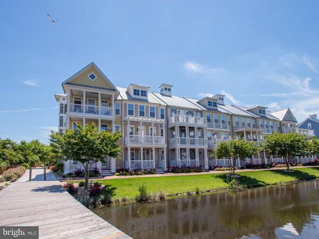39 Canal Side Mews E Bp39, OCEAN CITY, MD 21842 (#MDWO117354) :: RE/MAX Coast and Country