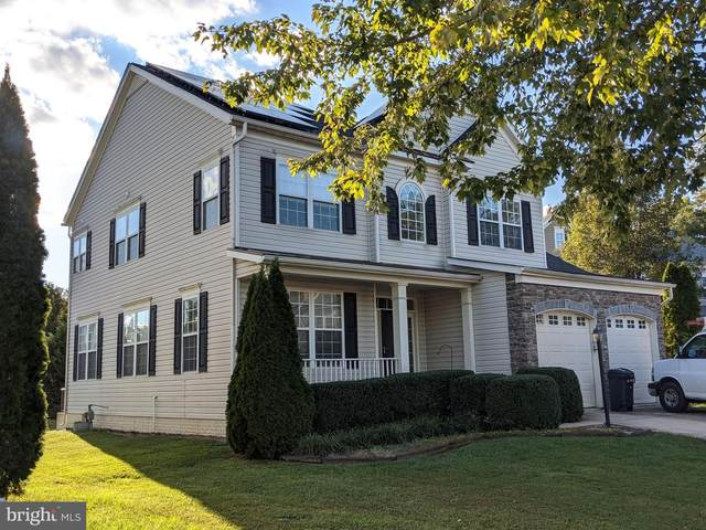 10487 Carberry Court, WHITE PLAINS, MD 20695 (#MDCH218122) :: Certificate Homes
