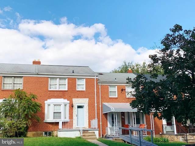 1226 Walker Avenue, BALTIMORE, MD 21239 (#MDBA526662) :: The MD Home Team