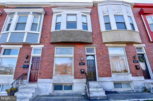 2637 Eastern Avenue, BALTIMORE, MD 21224 (#MDBA526680) :: Gail Nyman Group