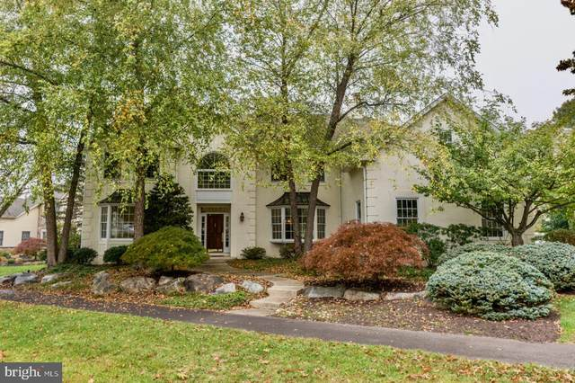 909 Talamore Drive, AMBLER, PA 19002 (#PAMC666072) :: Linda Dale Real Estate Experts