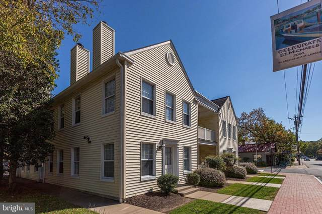 507 Talbot Street #7, SAINT MICHAELS, MD 21663 (MLS #MDTA139438) :: Brian Gearhart with Benson & Mangold Real Estate