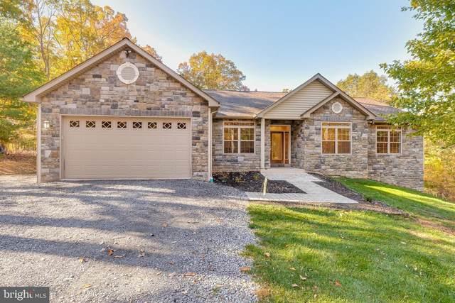 487 Vixen Lane, GERRARDSTOWN, WV 25420 (#WVBE180872) :: Certificate Homes
