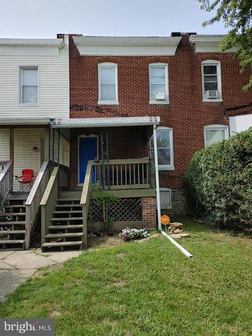 3720 Manchester Avenue, BALTIMORE, MD 21215 (#MDBA526724) :: Great Falls Great Homes
