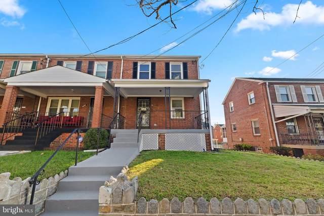 1829 T Place SE, WASHINGTON, DC 20020 (#DCDC490272) :: Certificate Homes
