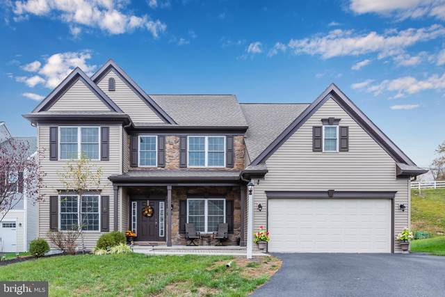7 Bobolink Court, MECHANICSBURG, PA 17050 (#PACB128544) :: The Jim Powers Team