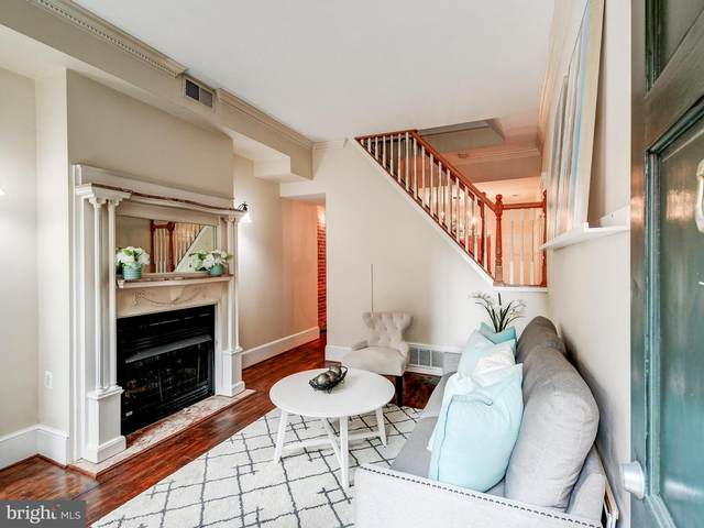 126 E Churchill Street, BALTIMORE, MD 21230 (#MDBA526774) :: Jennifer Mack Properties