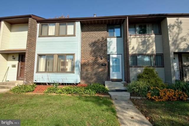307 Evanston Drive, EAST WINDSOR, NJ 08520 (MLS #NJME302852) :: Kiliszek Real Estate Experts