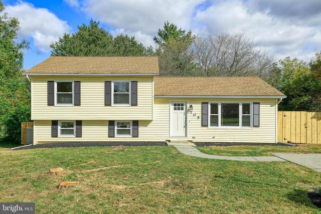 705 W Myrtle Street, LITTLESTOWN, PA 17340 (#PAAD113518) :: The Joy Daniels Real Estate Group