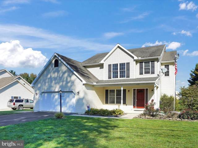 1459 E Cedar Street, ANNVILLE, PA 17003 (#PALN116122) :: TeamPete Realty Services, Inc