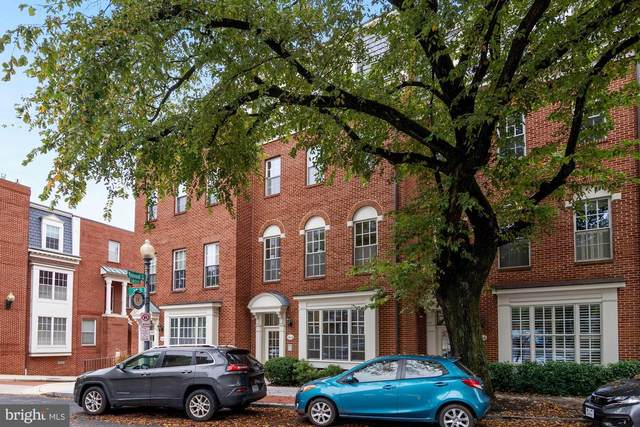 2414 19TH Street NW #34, WASHINGTON, DC 20009 (#DCDC490332) :: Crossman & Co. Real Estate