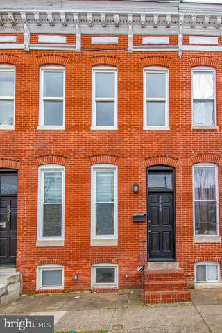 2219 Orleans Street, BALTIMORE, MD 21231 (#MDBA526798) :: The Redux Group
