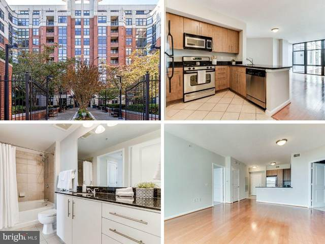1021 N Garfield Street #714, ARLINGTON, VA 22201 (#VAAR170810) :: City Smart Living