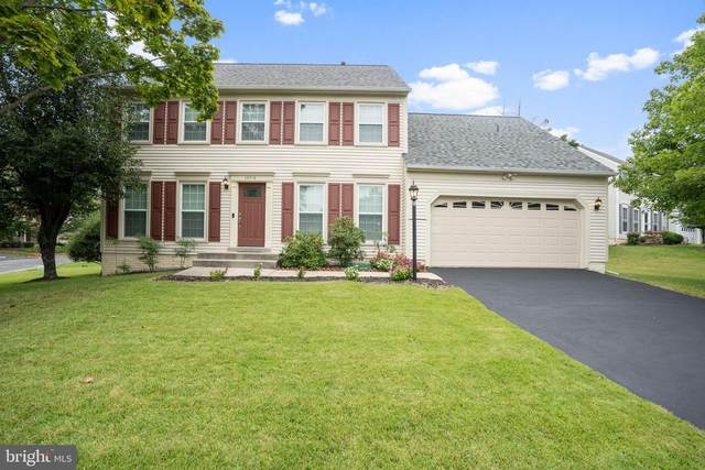 10713 Pebblewood Place, NORTH POTOMAC, MD 20878 (#MDMC728726) :: Blackwell Real Estate