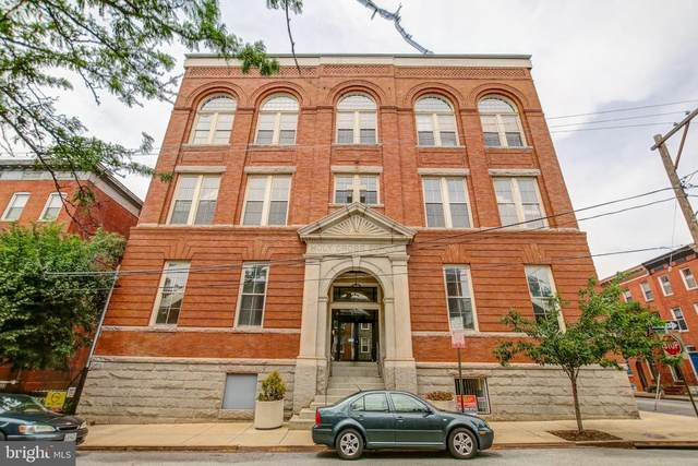 112 E West Street #304, BALTIMORE, MD 21230 (#MDBA526810) :: The Redux Group