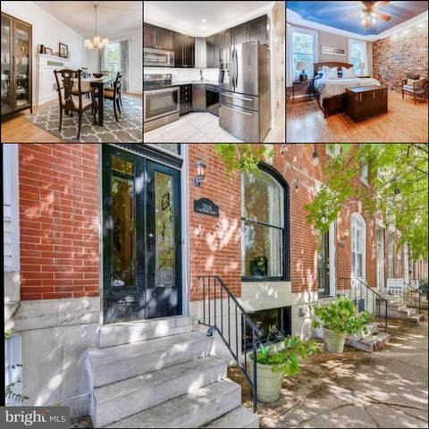 2926 E Baltimore Street, BALTIMORE, MD 21224 (#MDBA526818) :: The Redux Group