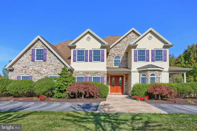 2401 Ascott Way, MECHANICSBURG, PA 17055 (#PACB128568) :: TeamPete Realty Services, Inc