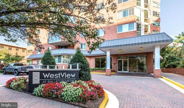 1001 N Vermont Street #214, ARLINGTON, VA 22201 (#VAAR170826) :: The MD Home Team