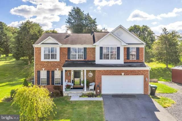 431 Stonecrest Drive, WOODSTOCK, VA 22664 (#VASH120512) :: Certificate Homes