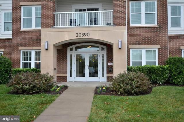 20590 Hope Spring Terrace #104, ASHBURN, VA 20147 (#VALO423000) :: Tom & Cindy and Associates