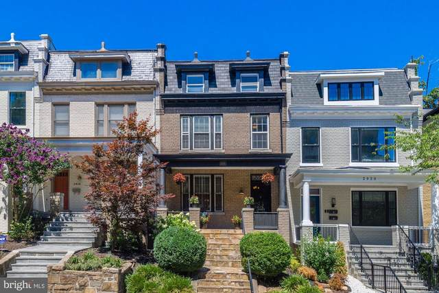 2918 18TH Street NW, WASHINGTON, DC 20009 (#DCDC490376) :: Blackwell Real Estate