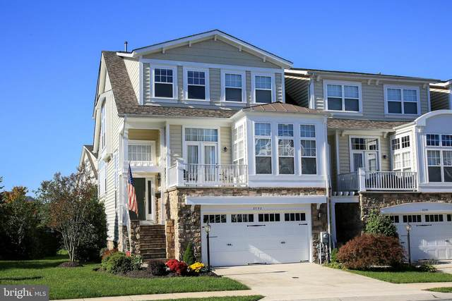 8732 Lake Edge Drive, LAUREL, MD 20723 (#MDHW286212) :: The Redux Group