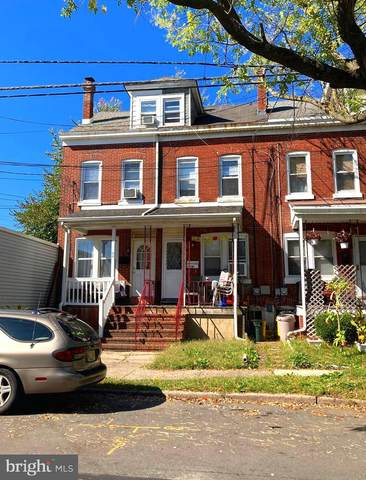 1017 Ohio Avenue, TRENTON, NJ 08638 (#NJME302896) :: Ramus Realty Group