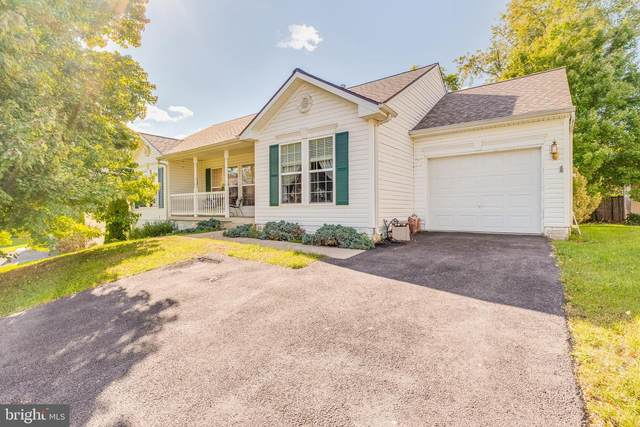 78 Kreglow Court, HEDGESVILLE, WV 25427 (#WVBE180916) :: Great Falls Great Homes