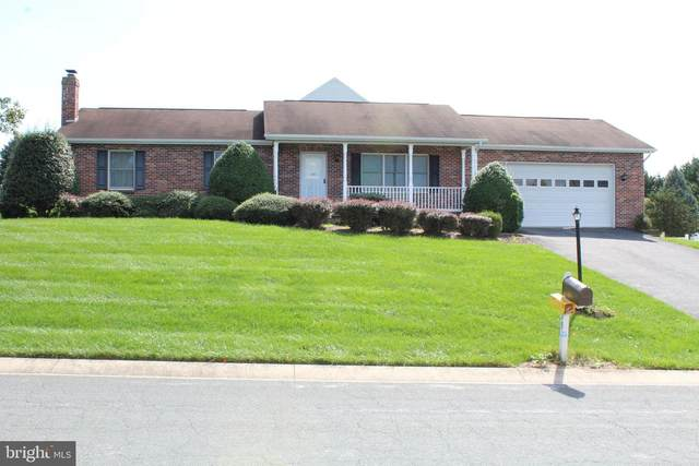 715 Hess Court, WESTMINSTER, MD 21157 (#MDCR200252) :: The Redux Group