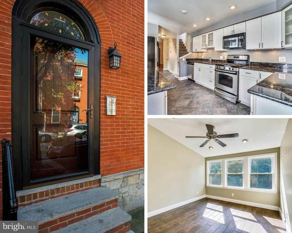 1913 E Pratt Street, BALTIMORE, MD 21231 (#MDBA526872) :: SP Home Team