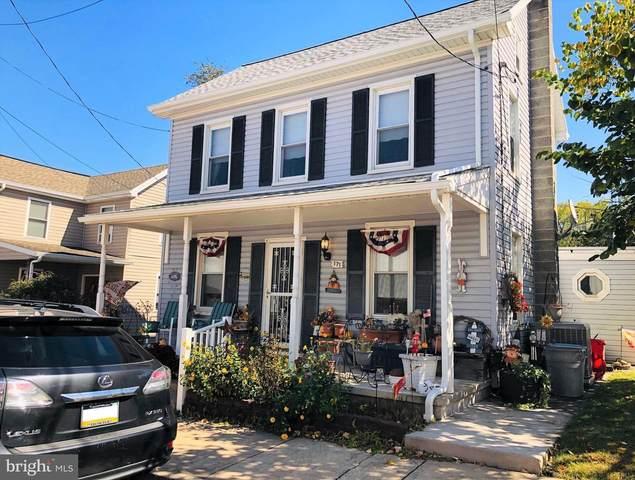 171 S Main Street, MOUNT WOLF, PA 17347 (#PAYK146758) :: CENTURY 21 Core Partners
