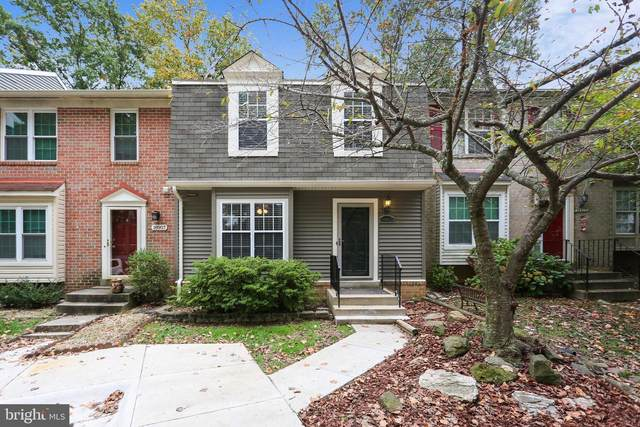 18905 Red Robin Terrace, GERMANTOWN, MD 20874 (#MDMC728816) :: The MD Home Team