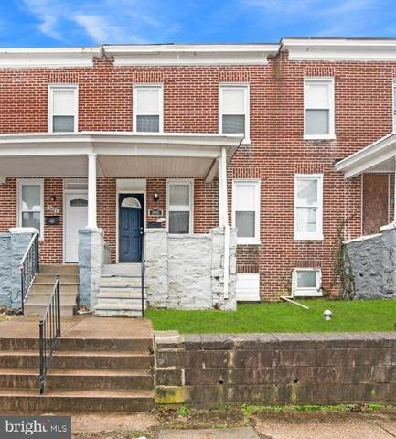 3405 Ravenwood Avenue, BALTIMORE, MD 21213 (#MDBA526886) :: Better Homes Realty Signature Properties