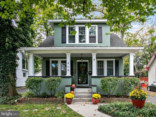 408 2ND Avenue, HADDON HEIGHTS, NJ 08035 (#NJCD404292) :: Linda Dale Real Estate Experts