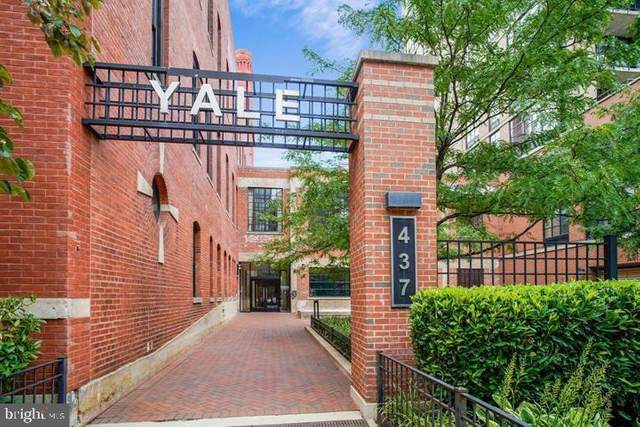 437 New York Avenue NW #318, WASHINGTON, DC 20001 (#DCDC490544) :: The MD Home Team