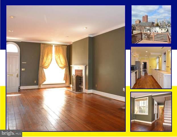 106 Warren Avenue, BALTIMORE, MD 21230 (#MDBA526934) :: The MD Home Team