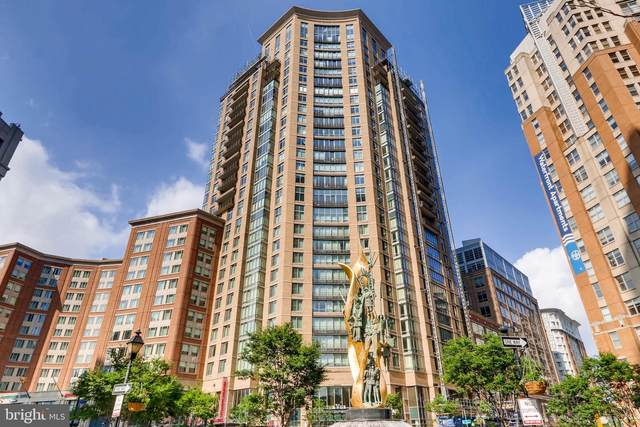 675 President Street #2608, BALTIMORE, MD 21202 (#MDBA526946) :: SURE Sales Group