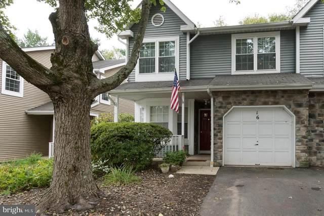 16 Stonerise Drive, LAWRENCEVILLE, NJ 08648 (MLS #NJME302950) :: Kiliszek Real Estate Experts