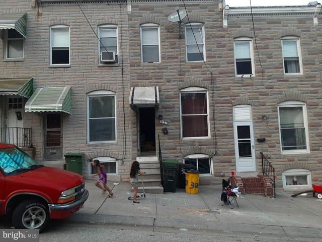 3130 Stafford Street, BALTIMORE, MD 21229 (#MDBA526966) :: The MD Home Team