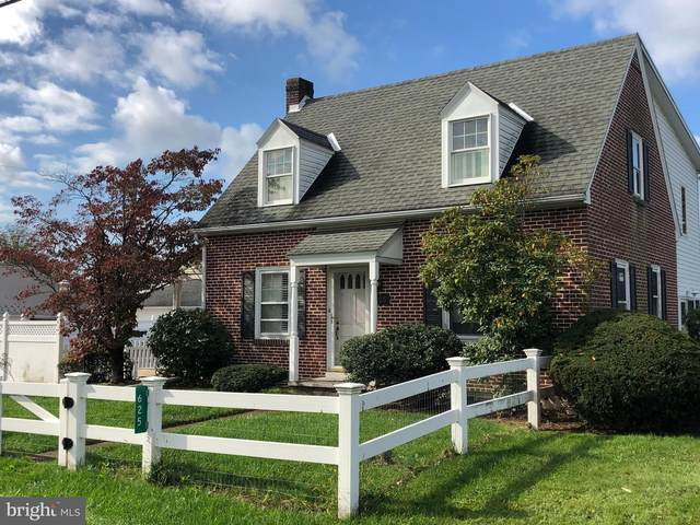 625 Montgomery Avenue, BOYERTOWN, PA 19512 (#PABK365148) :: Blackwell Real Estate