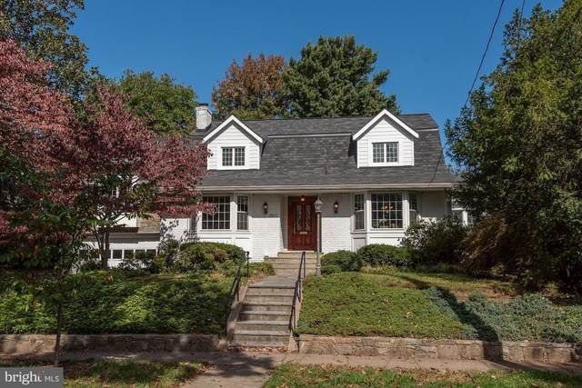 3907 Aspen Street, CHEVY CHASE, MD 20815 (#MDMC728934) :: The MD Home Team