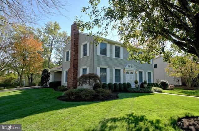 5 Quick Lane, PLAINSBORO, NJ 08536 (#NJMX125260) :: Linda Dale Real Estate Experts