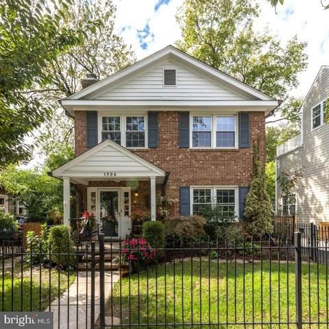 1504 N Highland Street, ARLINGTON, VA 22201 (#VAAR170910) :: Blackwell Real Estate